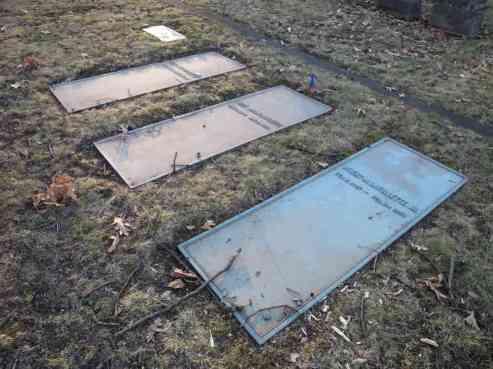 La Follette Family Graves
