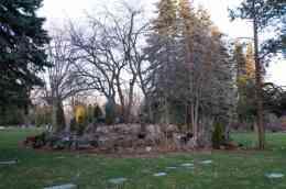 Section 7 Bird Feeder Mound