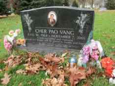 Cher Pao Vang