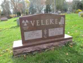 Larry & Patricia Ann Veleke