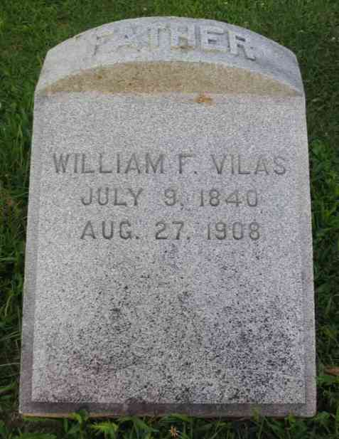 William F. Vilas