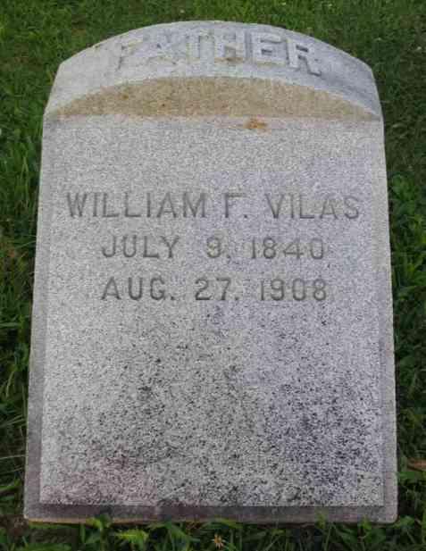 William F. Vilas