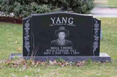 Nhia Thong Yang