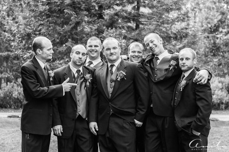 groom and grooms men pictorial at foresthill california