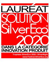 forESTIME vetements pour seniors est laureta des trophées silvereco 2020 dans la catégorie innovation produit