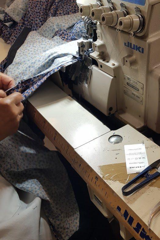 fabrication en France des vêtements pour seniors forESTIME
