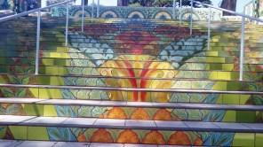 lincoln park steps 7 - san francisco - by tony holiday