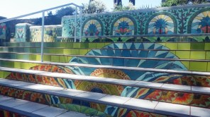 lincoln park steps 9 - san francisco - by tony holiday