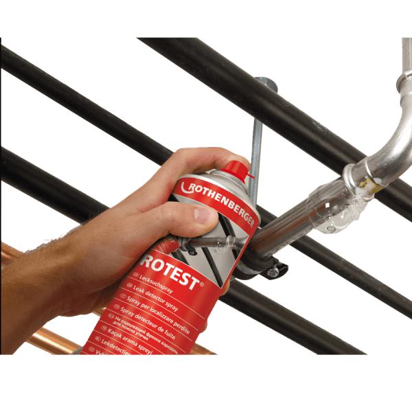 Spray detectare scurgeri gaze ROTHENBERGER ROTEST