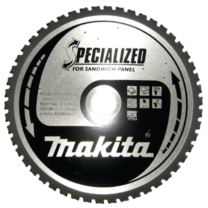 Makita B-17675 - PÂNZĂ CIRCULAR 235X30X50TH PANOURI SANDWICH - ForeStore