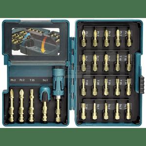 Makita B-49915 - SET 26 BITI IMPACT GOLD TORSIUNE 50MM - ForeStore