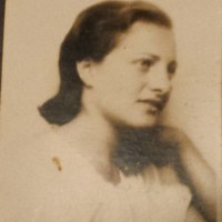 My grandmother, the Palestinian