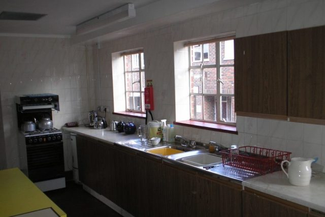 Project to update the Freshfield Hall Kitchen Windows