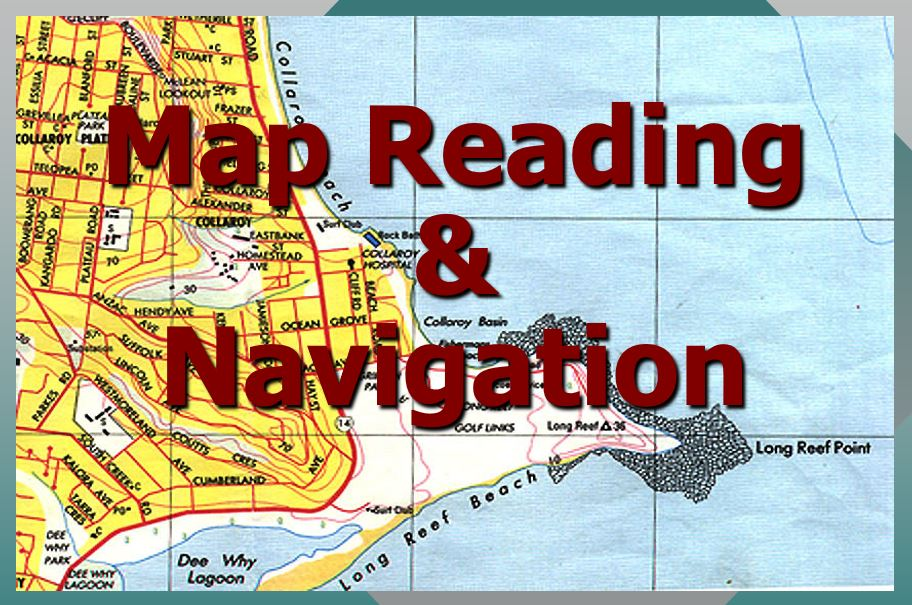 Map Reading and Navigation (Powerpoint Presentation) - Forestrypedia