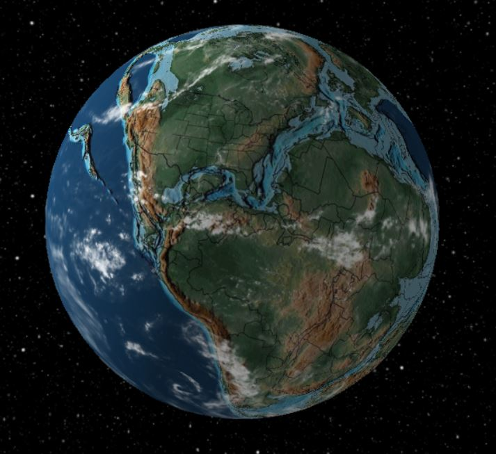 170 million years ago - Forestrypedia