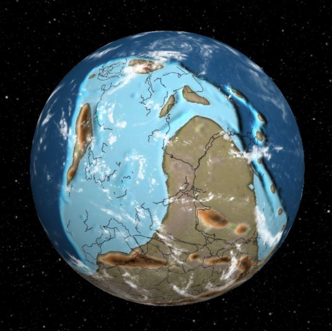 500 million years ago - Forestrypedia