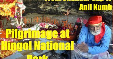 Hinglaj Nani Mandir - A Journey from Chandar Gup to Anil Kumb