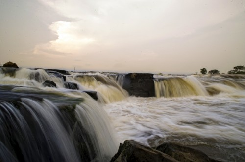 Thanks to the mighty Congo River and its tributaries, the potential for hydro-power in the Congo is greater than in any other African nation, researchers say. Ollivier Girard/CIFOR