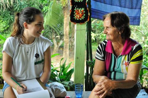 Mato Grosso, Brasil. Las recomendaciones del Informe de la ONU sobre género y desarrollo deben servir de insumo para la investigación. Foto Icaro Cooke Vieira /CIFOR