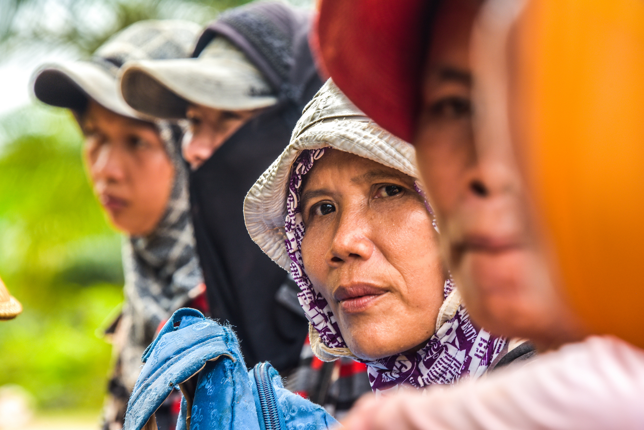 Voices of women in palm oil