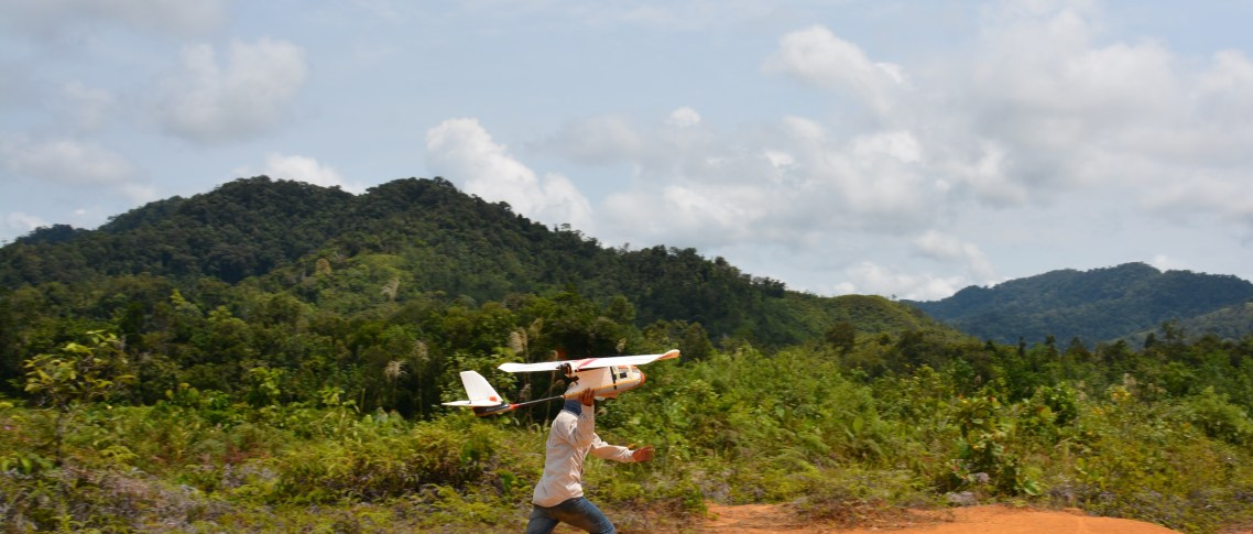 Why the drone buzz is getting louder - CIFOR Forests News