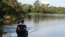Recognition of indigenous territories as a REDD+ strategy: An example from the Peruvian Amazon