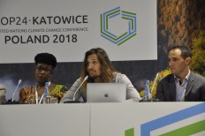 Permalink to: Gender equality vital part of forest-based climate action, says CIFOR scientist at COP24