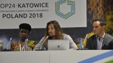 Gender equality vital part of forest-based climate action, says CIFOR scientist at COP24