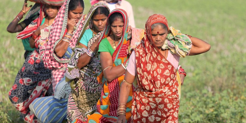 Indigenous women in India, eviction, forest dwellers