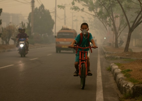 air pollution, face mask, forest fires, fossil fuel burning, haze