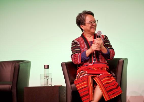 GLF 2019, global landscapes forum, GLF Bonn, Vicky Tauli-Corpuz, UN special rapporteur, indigenous rights