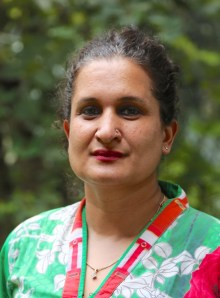 Shelley Thakral, CIFOR