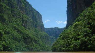 «Morning at Sumidero Canyon» de Srplattano