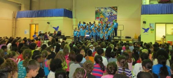 Spring 2015 School Concert