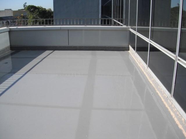 Bio Rad. Polyurethane waterproofing membrane.