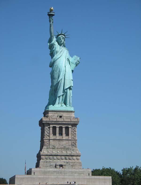Решила заняться сексом со статуей свободы смотреть онлайн