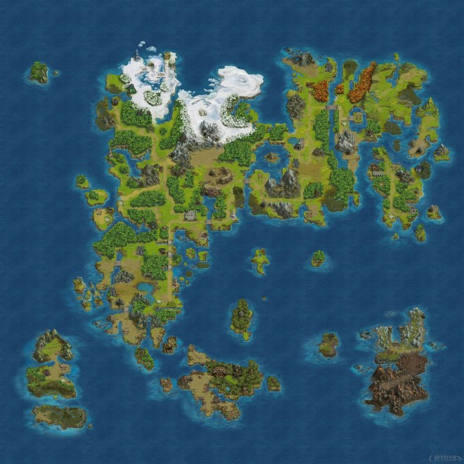 Uo World Map – Daily Motivational Quotes
