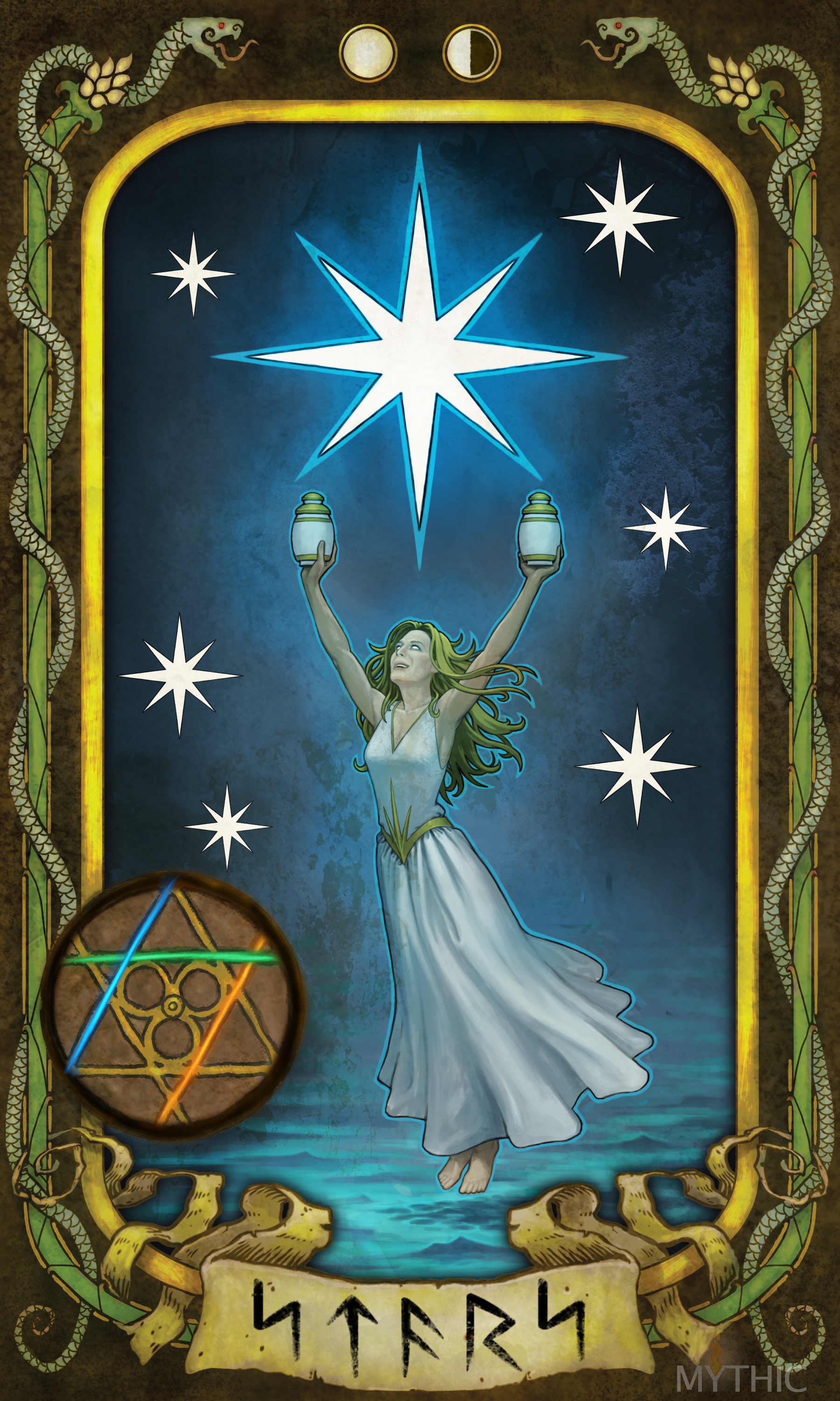 Major Arcana Tarot Card Meaning According To: Ultima Forever: Quest For The Avatar