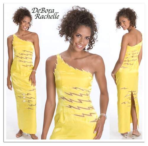Seriously McmIllan she so ghetto ugly prom dress lightning
