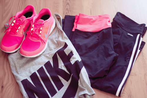work out routine Forever Asleep