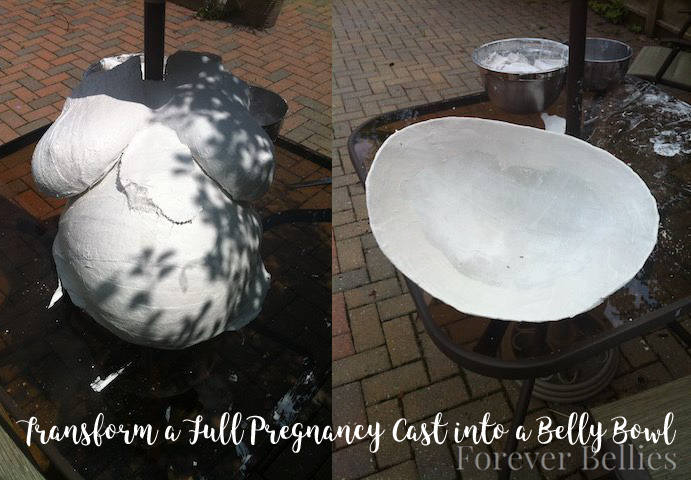 How-To-forever-bellies-ottawa-perth-belly-cast-turned-into-bowl-BEFORE-AFTER