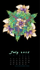 July2015FlowerCalendarMitraCline18