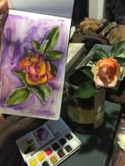 An 'interesting' flower.