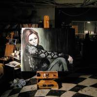 Portrait of Becca Solodon