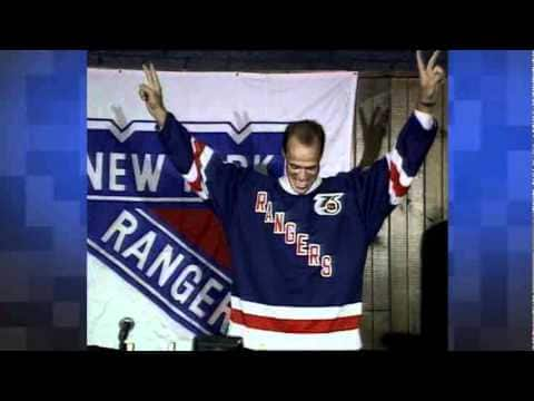 Mark Messier put on the Rangers sweater, the rest is history (MSG)