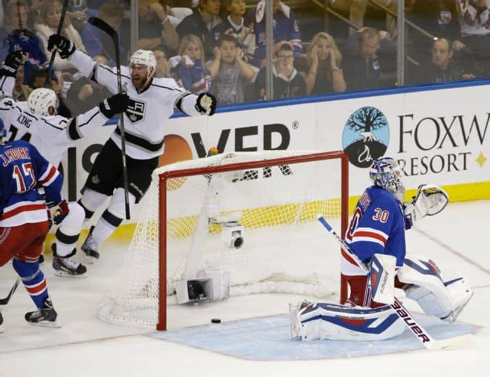 The unthinkable goal with less than a second on the clock (AP Photo/Frank Franklin II)