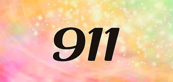 numerology 911