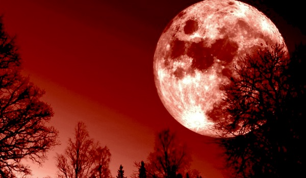 blood red moon meaning astrology - photo #2