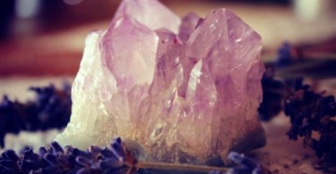 recharge energy using crystals