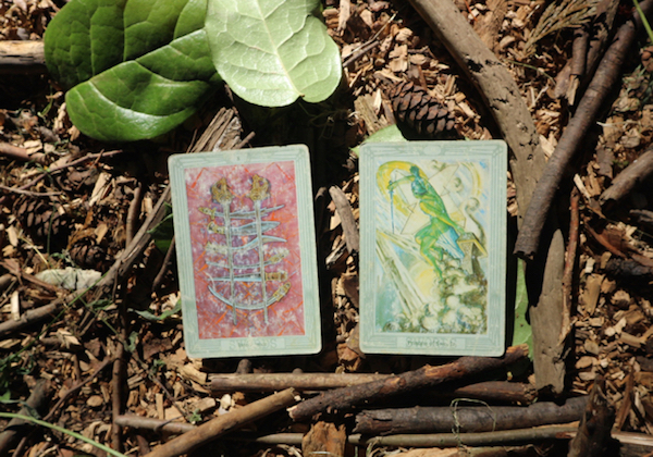 tarot reading july